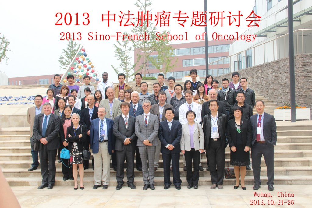 2013 Sino-French School of Oncology